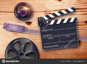 Хлопушка и киноплёнка