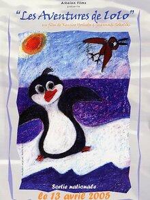 Постер мультфильма Приключения пингвинёнка Лоло (1 серия)